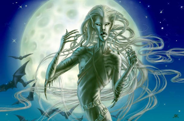 Seres mitologicos y fantasticos segunda parte
