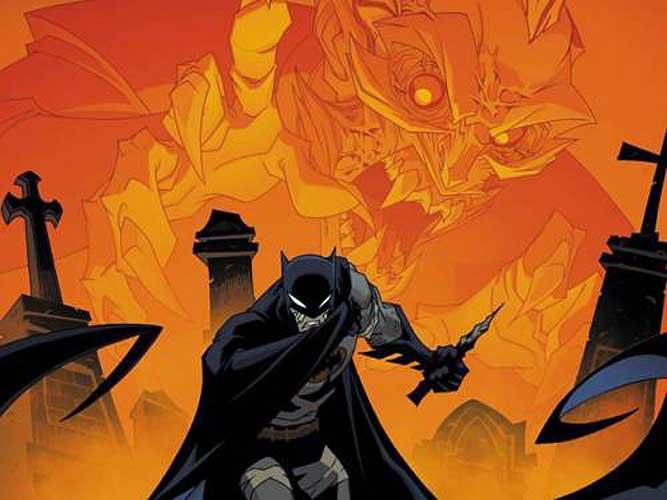 Batman vs dracula 2005 - Batman contre joker ...
