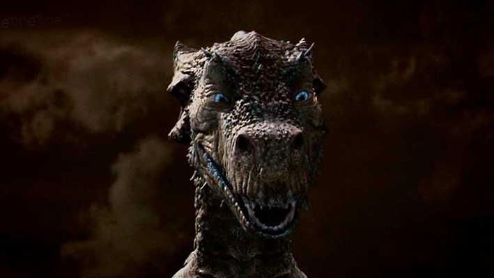 Great Dragon - MerlinG Dragon