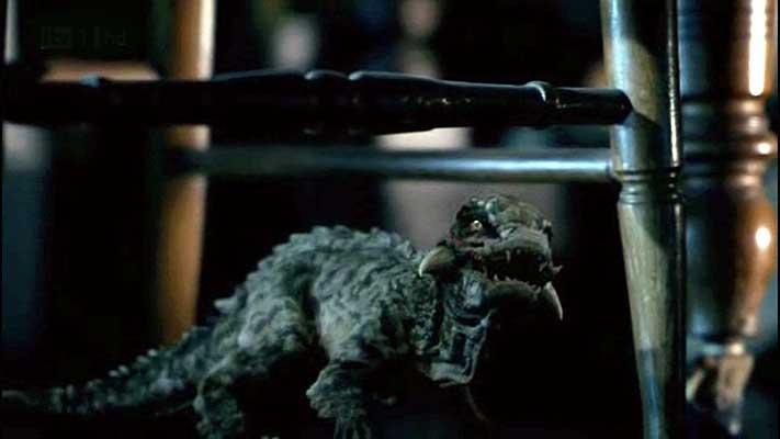 Kaprosuchus - Primeval