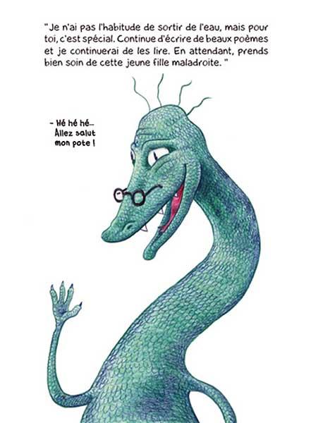 Le Monstre Du Lac Du Bourget