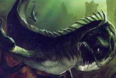 Atercurisaurus Piranhadon - King Kong