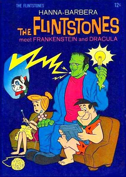 the flintstones meet rockula and frankenstone 1979 world