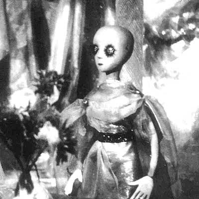 Neptunian alien space patrol 1963
