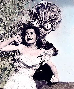 saucerman dans films fantastiques : Invasion of the Saucer-Men