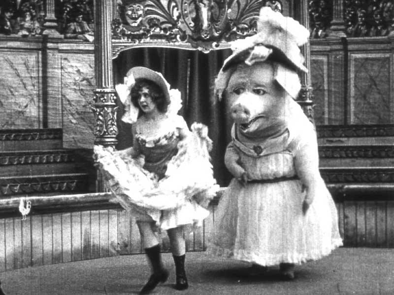 Dancing Pig 1907 Dancing Pig aka Le Coc...