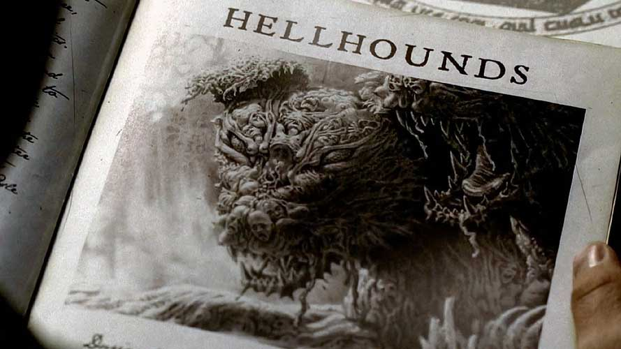 Hellhounds - Supernatural