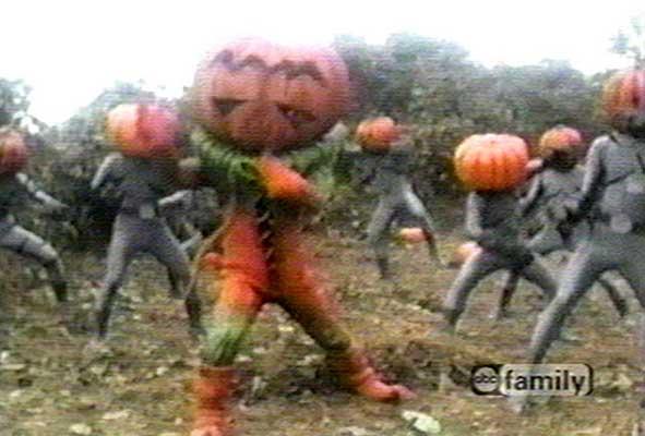 Halloween Power Rangers