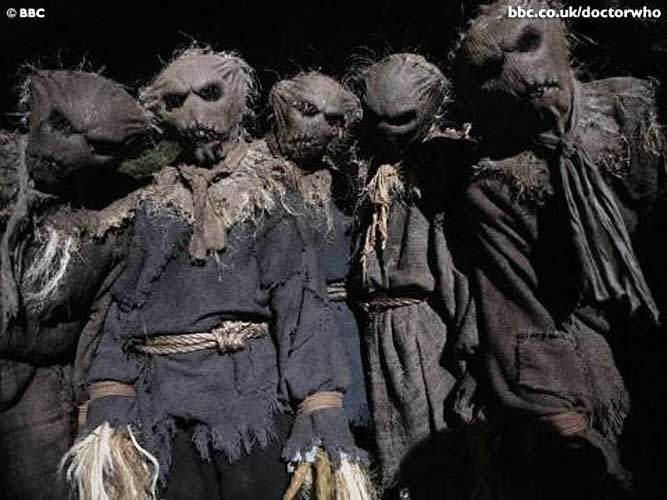 Scarecrows Doctor Who