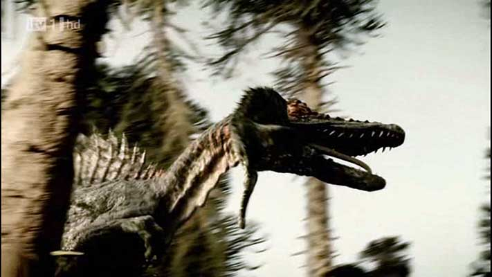 spinosaurus Primeval